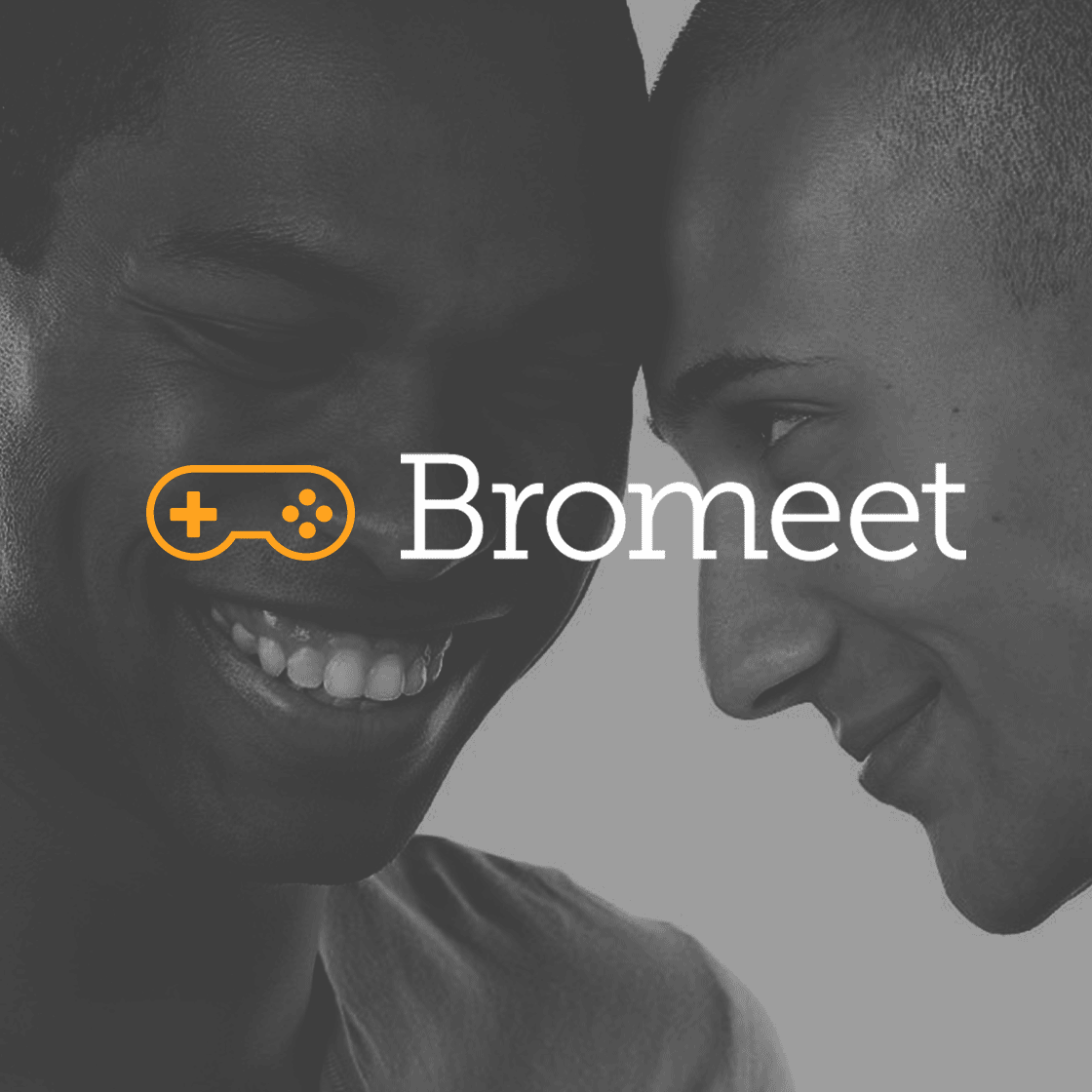 <strong>Mobile Application Design</strong>. Bromeet caters to the sapiosexual man seeking another based off similar, peculiar interests. Utilizing common interests and locations, Bromeet creates a radar of potential matches near and far. Users can send messages and share photos with other members. Profile photo uploads, privacy settings, and extensive radar filters offer a tailored experience for any lifestyle.
